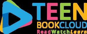 TeenBookCloud Logo-tagline