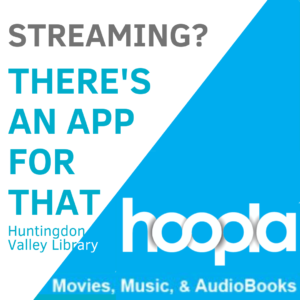 There's an app for that-Hoopla