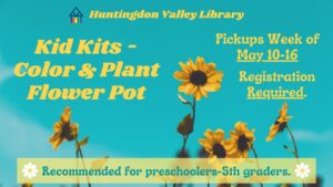 Kid Kits - Flower Pots May 2021