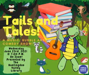 Turtle Dance Music - Tails and Tales Promo Photo