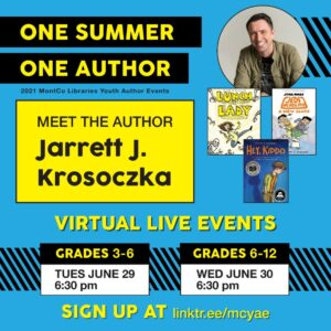 Youth Author Tour 2021 - Square